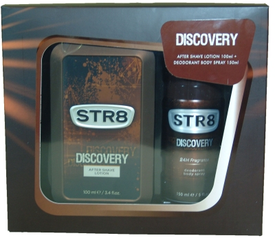 AFTER SHAVE STR8 100ML + DEO ΔΩΡΟ