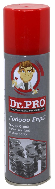 ΓΡΑΣΟ SPRAY DR.PRO 220ML K/24